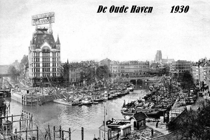 De Oude Haven 1930
