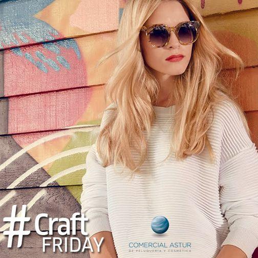 Vive con nosotros un viernes artístico, con la nueva gama de styling de Wella Professionals. Descubre todos sus productos y crea todo tipo de peinados...Estas preparad@ para un cambio de estilo?... Ya en nuestra web http://bit.ly/1gOtHkM #craftfriday #veranocoaspeco