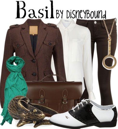 Disney Bound - Basil