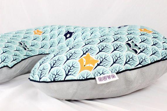 Boppy Cover Custom Boppy Pillow Cover Hadmade Nursing pillow
