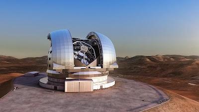 ESO va a construir el telescopio óptico/infrarrojo más grande del mundo.