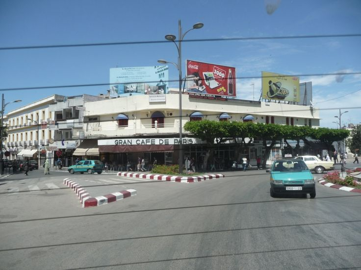 Gran Cafe De Paris Tangier