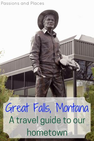 Our hometown of Great Falls, Montana, isn't much of a tourism hub, but it attracts visitors for Western Art Week & the Charlie Russell Art Auction, the Montana State Fair, and occasional rodeos, as well as people on their way to visit Glacier National Park. We created a travel guide with tips for visiting Great Falls, including the top restaurants, coffee shops, things to do, and outdoor activities. If your will travels take you to Central Montana, use it to plan your trip!