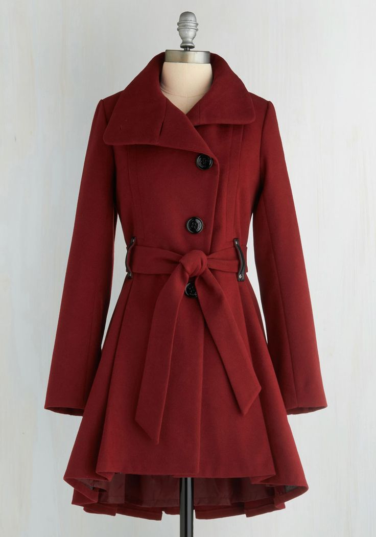 Best 25+ Red winter coat ideas on Pinterest | Red coat ...