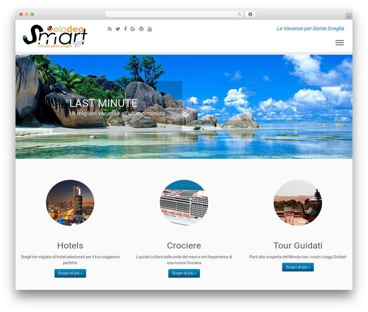 WordPress theme Customizr elodeasmart.it in 2020