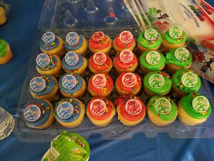 Best 25+ Pj mask cupcakes ideas on Pinterest | Pj mask, Pj ...