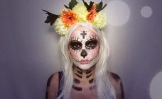 The best Halloween make-up tutorials EVER! Creepy make-up ideas - sofeminine