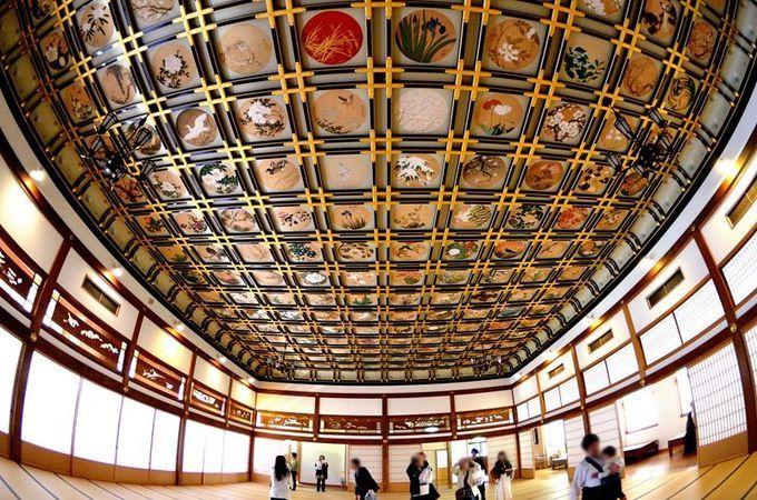 230枚の天井画が圧巻 曹洞宗大本山 永平寺 福井県 は北陸を代表