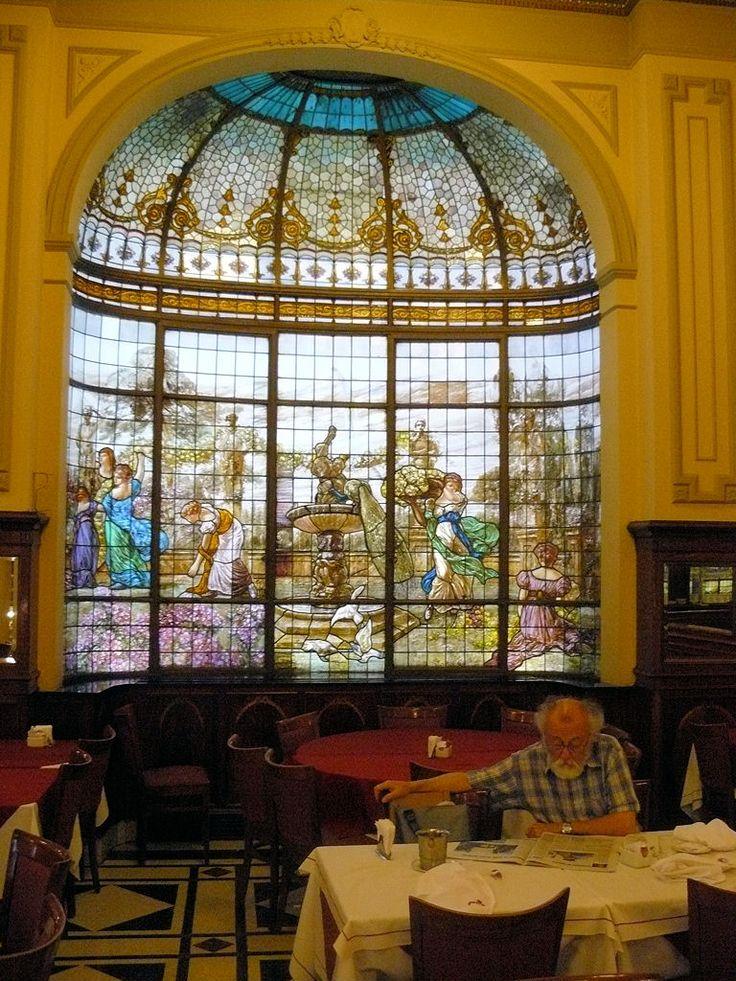 Cafe-Casa de té Las violetas
