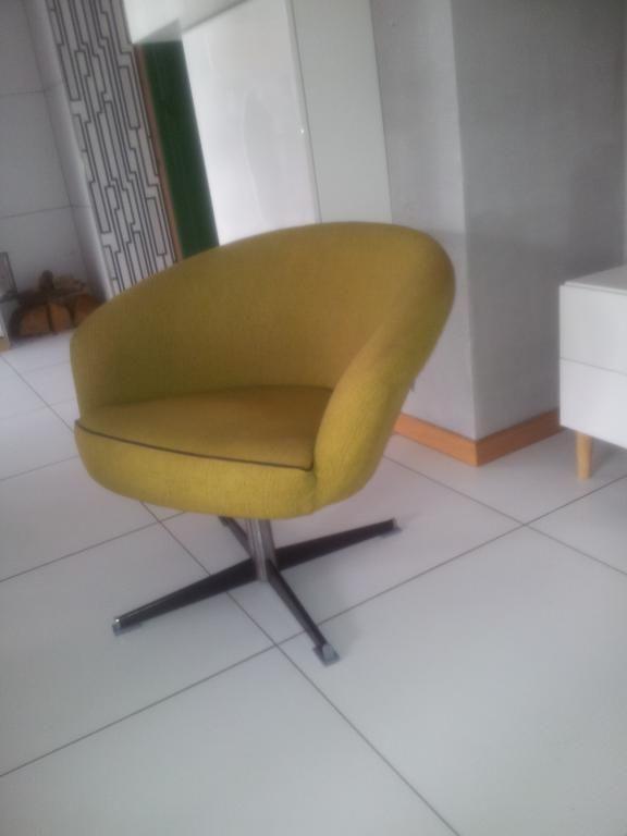 Fotel PRL, vintage, retro
