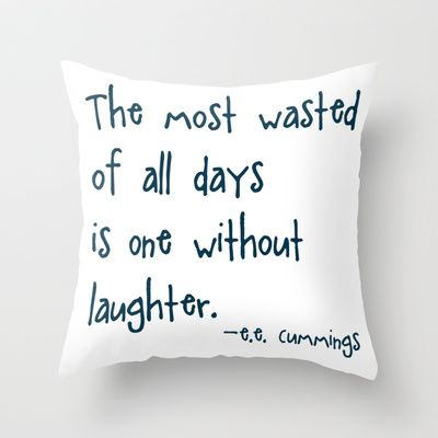 Quote Pillow Throw Pillow Throw pillows, Quotes and Cute quotes