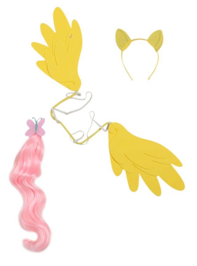 My Little Pony Fluttershy Costume Kit  sc 1 st  Pinterest & 58 best fluttershy images on Pinterest | Fluttershy My little pony ...