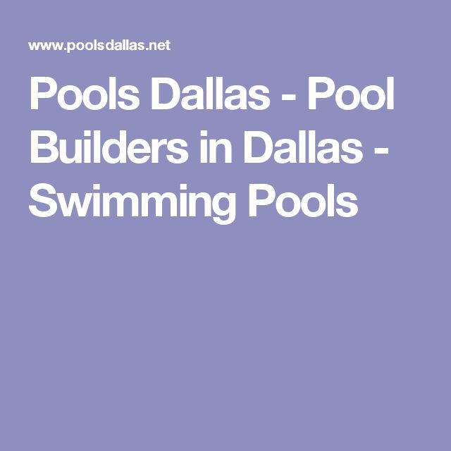 1000 Ideas About Pool Builders On Pinterest Swimming Pool Builders Dream Pools And Swimming