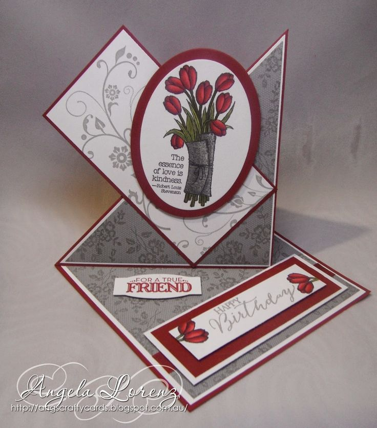 Angela Lorenz: Occasions Catalogue 2015 - Love Is Kindness, I Love Lace background stamp, Flowering Flourishes, Mum's Love #stampinup