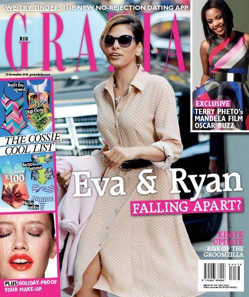 Eva Mendes (2013.11.13. Grazia) #EvaMendes