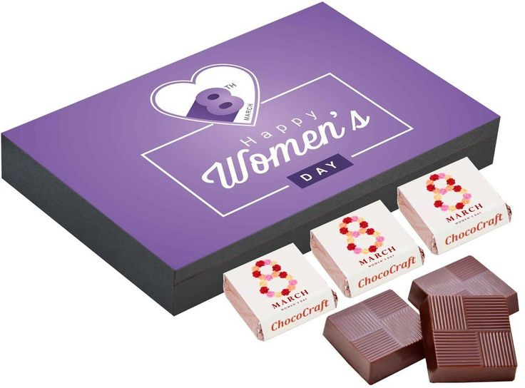 Women's day gifts online   Chocolate gifts
