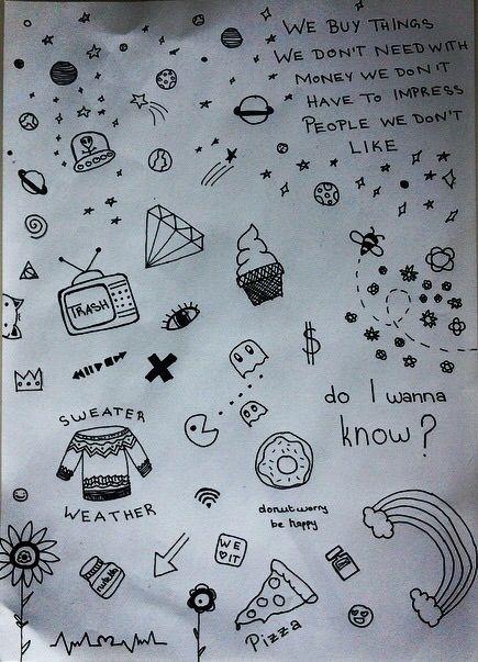 Image via We Heart It #art #blackandwhite #drawings #grunge