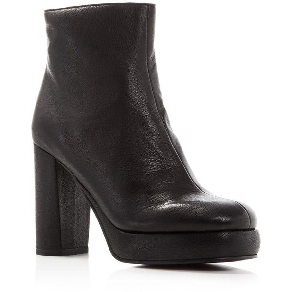 1000  ideas about Chunky Platform Boots on Pinterest  Black