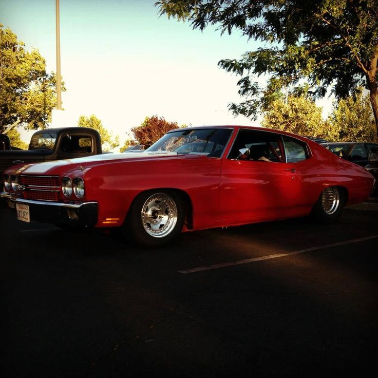 55 Best Badass Chevelles Images On Pinterest: Slammed Chevelle