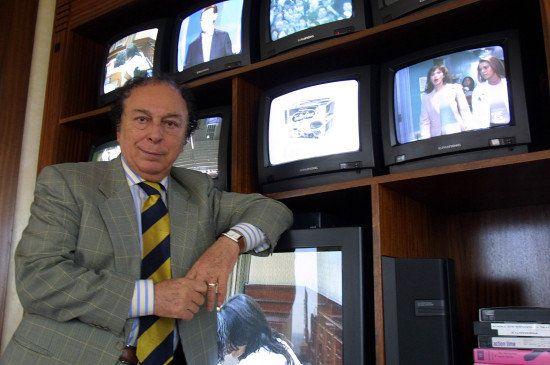 Valerio Lazarov, el hombre que revolucionó la televisión de los 70