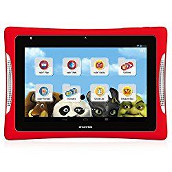 The snappy Nabi DreamTab HD8 tablet is a young child's dream device. It comes with pre-loaded apps such as Netflix, with a parent-mode that allows control over the streaming of age-appropriate TV programmes.
