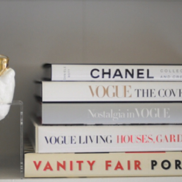 When I Think Of The Perfect Coffee Table, I Imagine: Fashion Books, A  Scented Candle (not Too Strong), Hydrangeas, And Of Course The Latest .