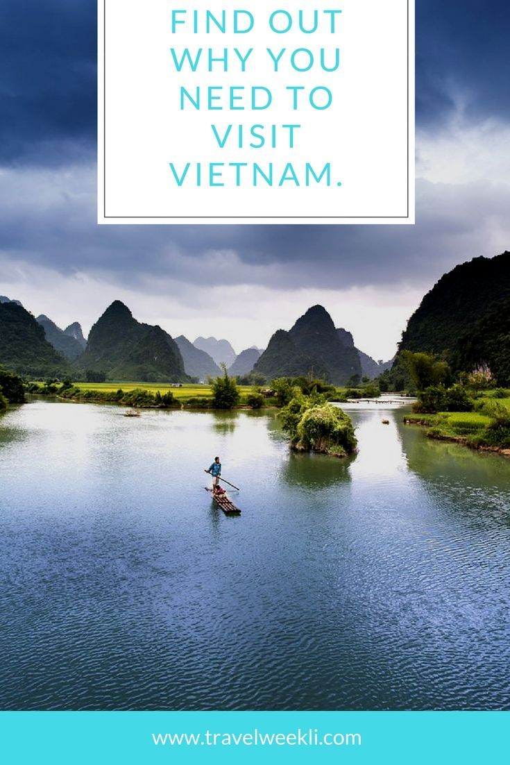 Find out why you need to visit Vietnam. Vietnam is a #travelblogger #travelblog and #travelers paradise place to #travel to.  and you need to add it to your bucket list.