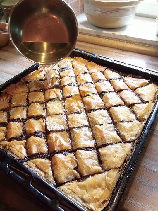 Mákos baklava recept | Receptneked.hu (olcso-receptek.hu) - A legjobb képes receptek egyhelyen: