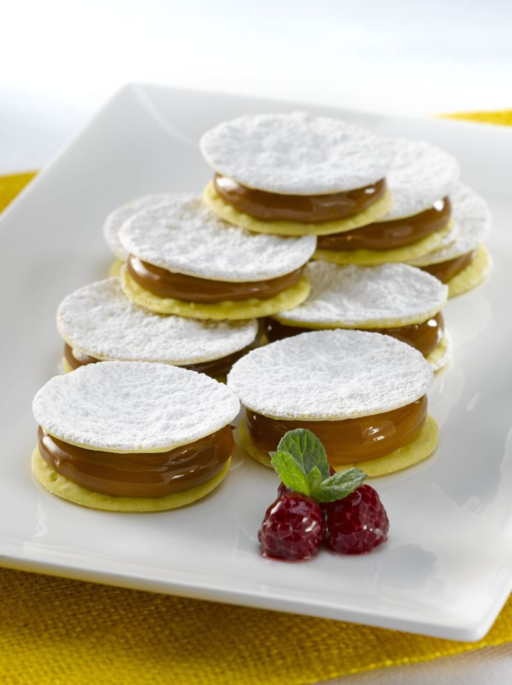Alfajores chilenitos