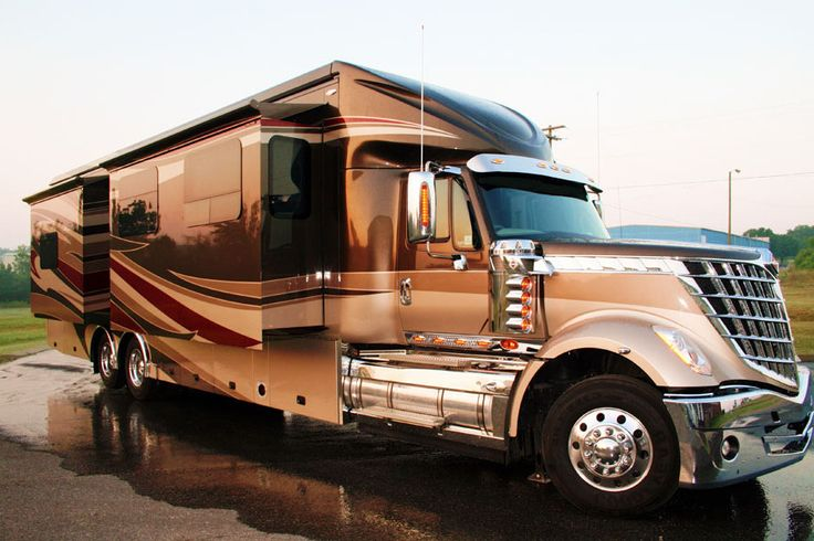 184 Best Big Rigs Customs And Rvs Images On Pinterest
