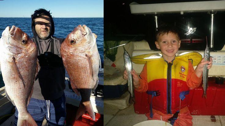 Dabbing For Garfish February Snapper 2018 Port Phillip Bay Fishing Vlog