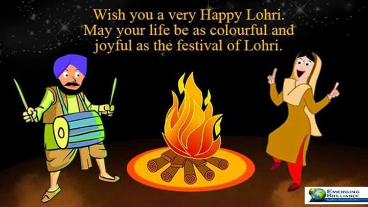 #happylohri Makki de roti te sarson da saag, suraj diyaan kirna, khushiyaan di bahaar, nachde ne saare te vich baldi aag, dhol di awaaj te nachdi mutiyaar, Mubaarak hove sarkaar Lohri da tyohaar. HAPPY LOHRI !!  #festival #wishes #family #friends #bonfire #lights #celebrations #bhangra #gidda #mungfali #gajjak #noworries #happiness #dybindia2017 #amandeepthind