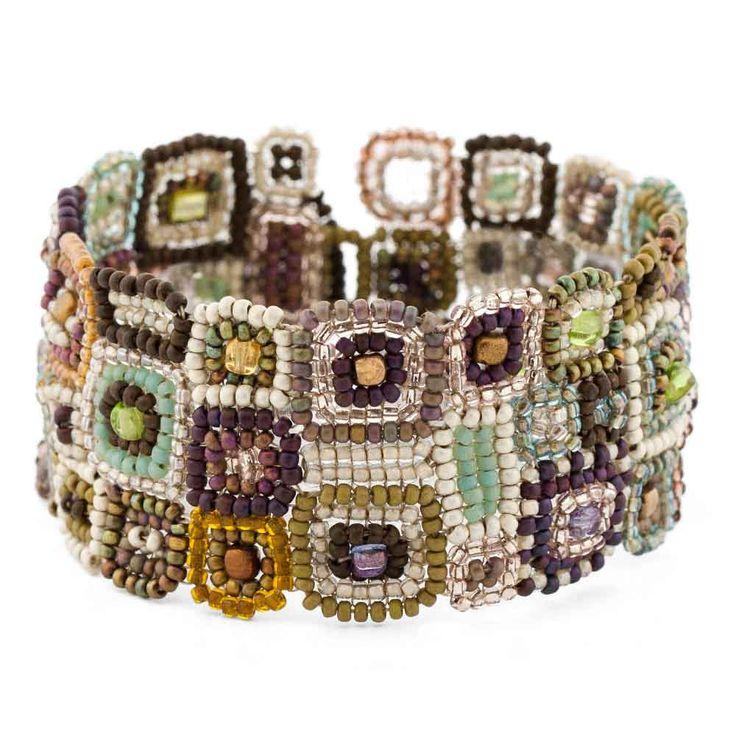 Gee's Bend Bracelet Kit by Glass Garden Beads?resizeid=9&resizeh=1000&resizew=1000
