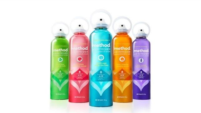 With new air care line, Method bids adieu to the aerosol can via @cascadiapkg