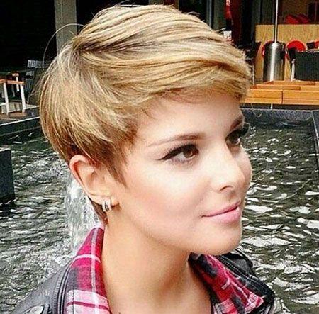Sensational 1000 Ideas About Pixie Cuts On Pinterest Haircuts Hair And Short Hairstyles Gunalazisus