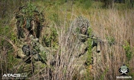 Now Available A-TACS FG Camo Sniper Gear from Tactical Concealment Mfg - Soldier Systems Daily