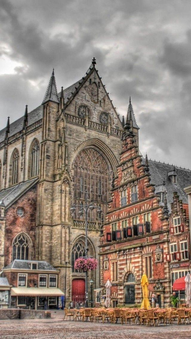 """Grote Markt"" - City square Haarlem"