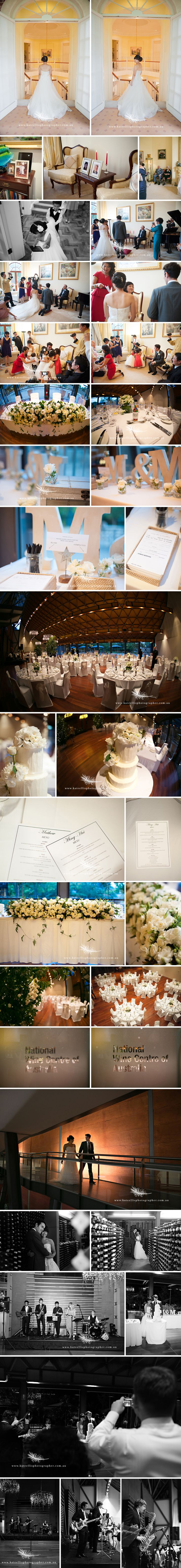 4 adelaide wedding photography at st peters cathedral national wine center