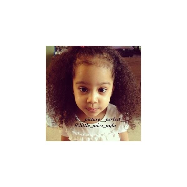 Nyla Courtney (Official IG) @little_miss_nyla liked on ...  Nyla Courtney (...