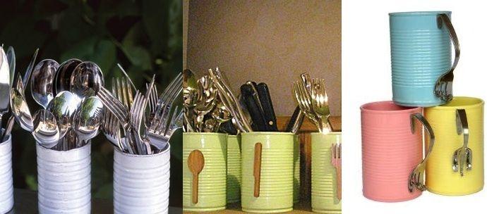 reciclar latas de aluminio - Vivir Creativamente