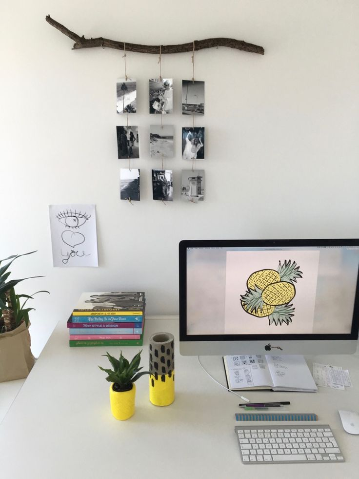 style home design workspace