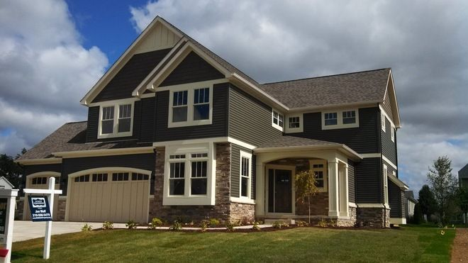 Exterior Siding Dark Brown Craftsman Exterior By O 39 Connor Builders Inc House Color Combos
