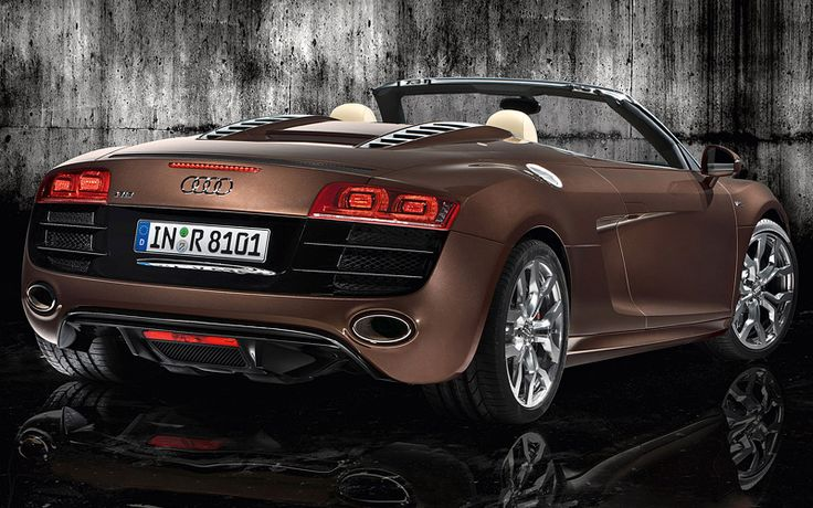 2009 Audi R8 Spyder