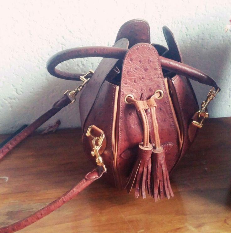 flower bag handmade