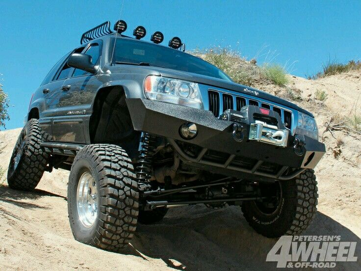 16 best (DIY) Jeep Grand Cherokee images on Pinterest | Jeep grand ...