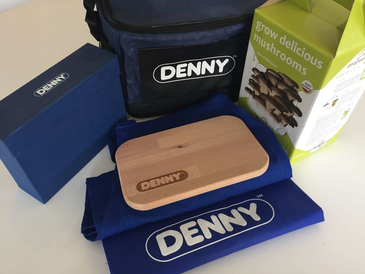 DENNY , SA's number one producer and supplier of fresh mushrooms introduced the country's first mushroom burger. Enter now to stand a chance to win!