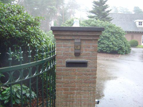 brievenbussen - Stone Edge