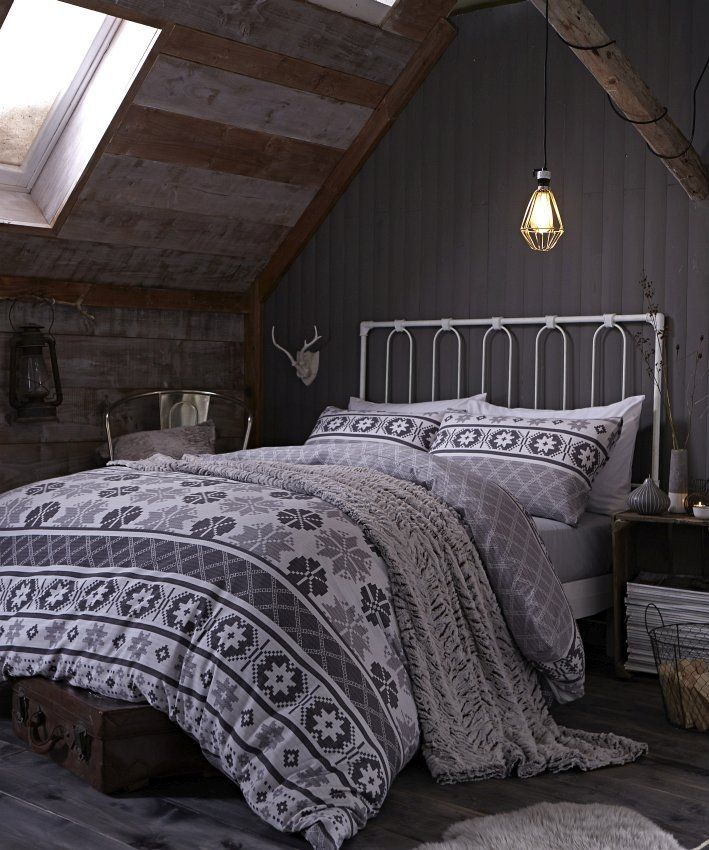 #zima #winter #interior #dom #home #wnetrze #dekoracje #decoration #sypialnia #bedroom