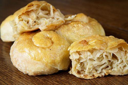 Saralie cu varză - Paste făinoase şi produse de patiserie