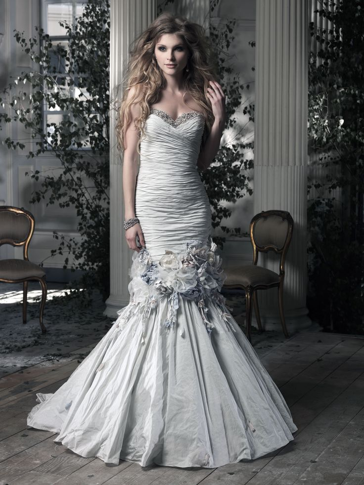 Silver Wedding Dress Ideas : 32 best ian stuart bride designer wedding dresses at fantasia